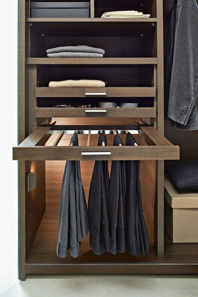Splendid Wardrobe Design Ideas That You Can Try Current 17