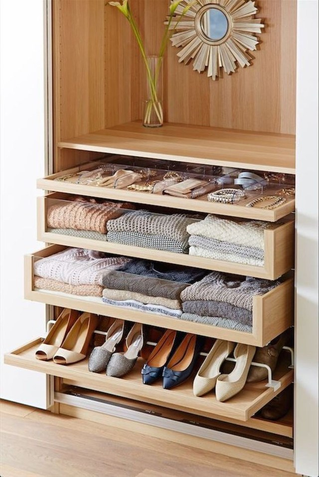 Splendid Wardrobe Design Ideas That You Can Try Current 29