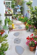 Stylish Diy Painted Garden Decoration Ideas For A Colorful Yard 01
