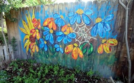 Stylish Diy Painted Garden Decoration Ideas For A Colorful Yard 14