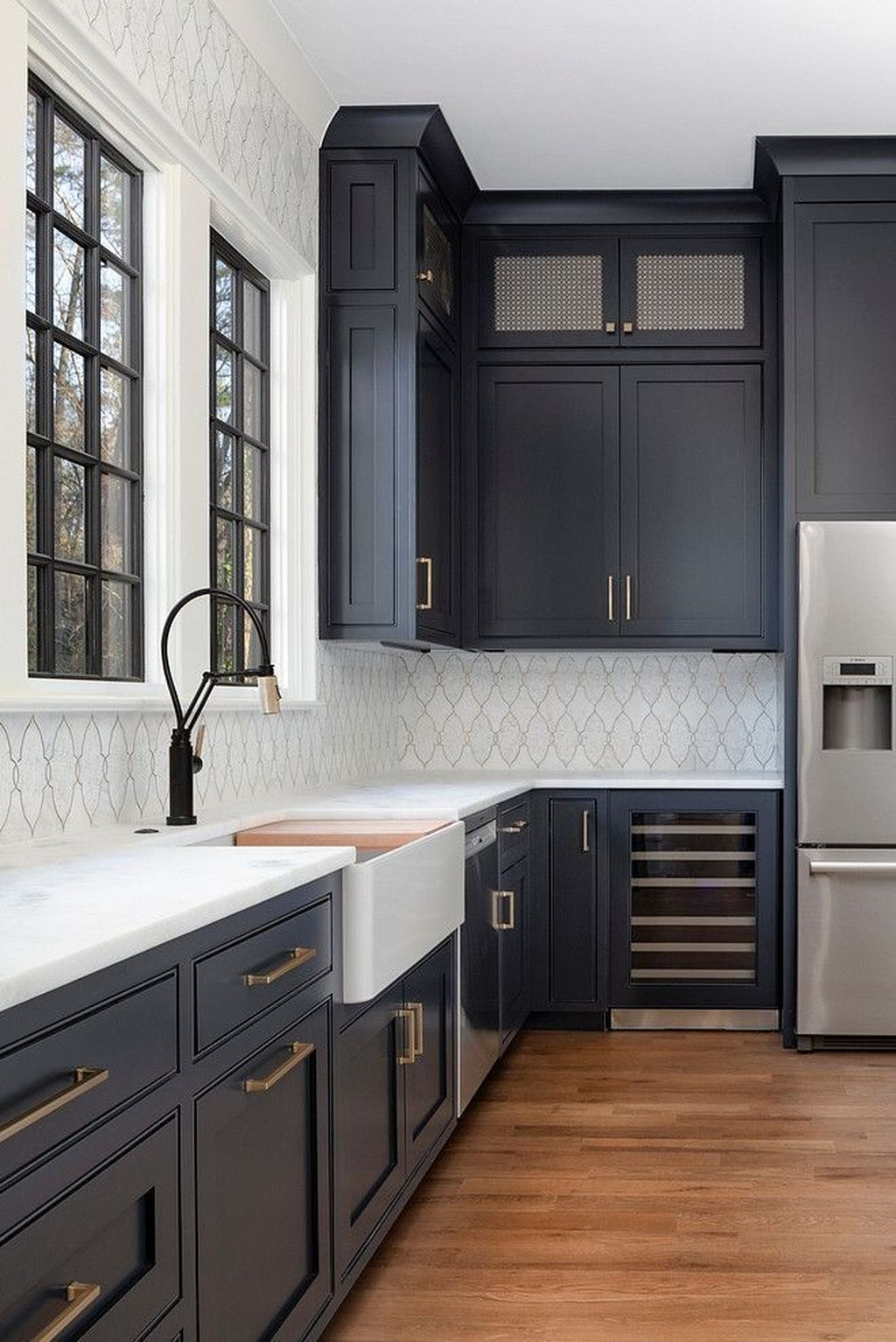 Superb Kitchen Design Ideas That You Can Try 26