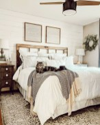 Vintage Farmhouse Bedroom Decor Ideas On A Budget To Try 33