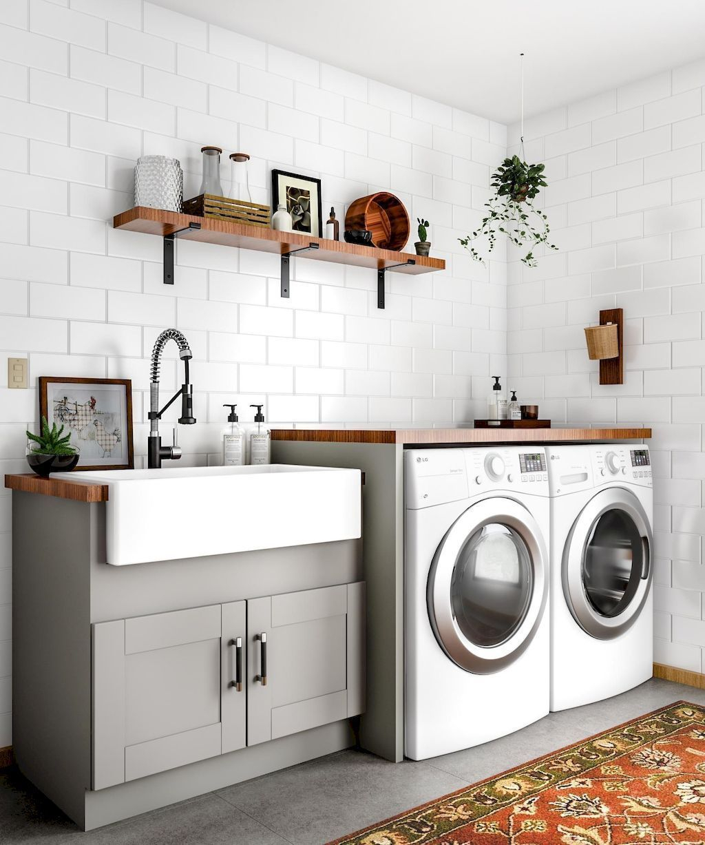 Best Laundry Room Design Ideas To Try This Season 12