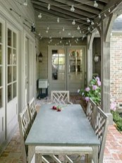 Captivating French Country Patio Ideas That Make Your Flat Look Great 22