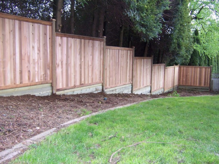 Charming Privacy Fence Design Ideas For You 01