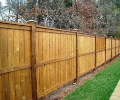 Charming Privacy Fence Design Ideas For You 06