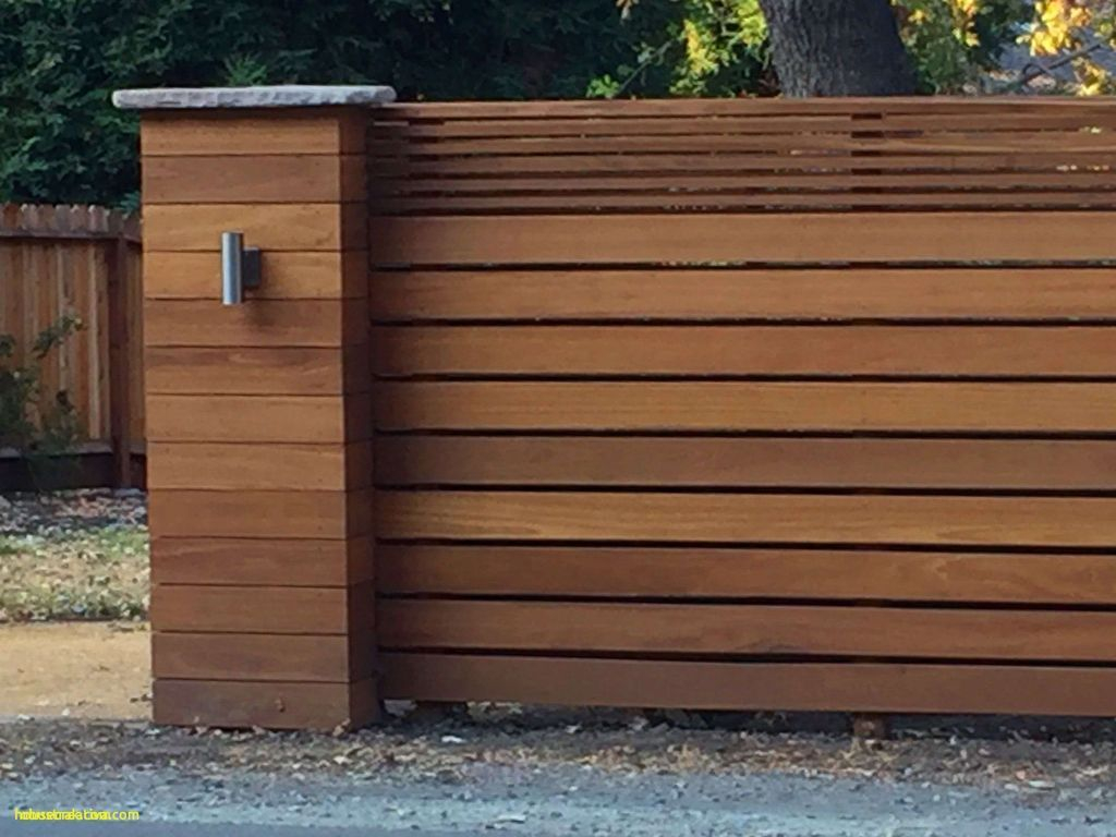 Charming Privacy Fence Design Ideas For You 36