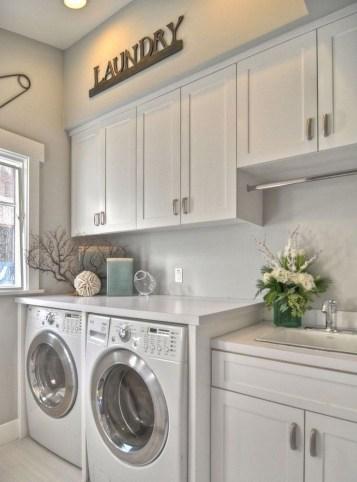 Elegant Laundry Room Design Ideas To Copy Today 07