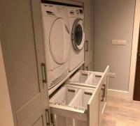 Elegant Laundry Room Design Ideas To Copy Today 25