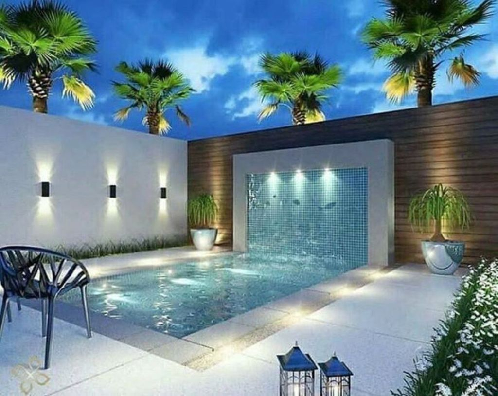 Excellent Small Swimming Pools Ideas For Small Backyards 01
