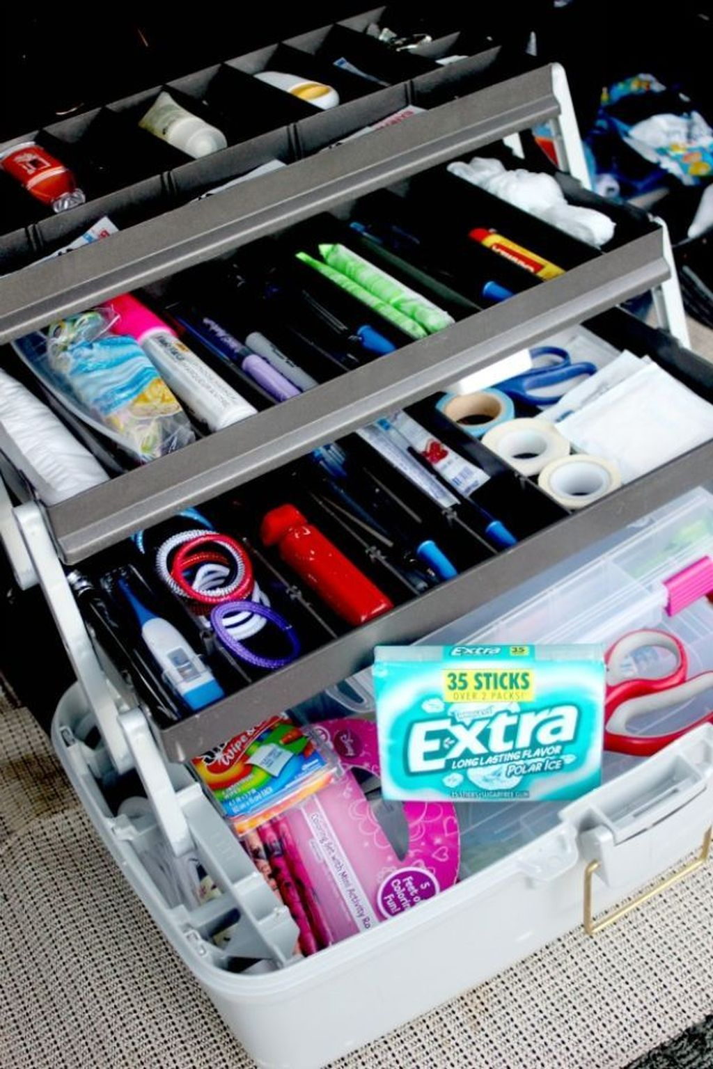 Fancy Diy Organizing Storage Projects Ideas To Try 20