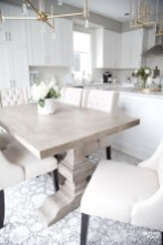 Fantastic Kitchen Table Design Ideas That Will Make Your Home Looks Cool 13