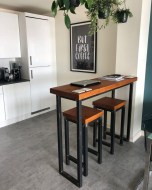 Fantastic Kitchen Table Design Ideas That Will Make Your Home Looks Cool 36