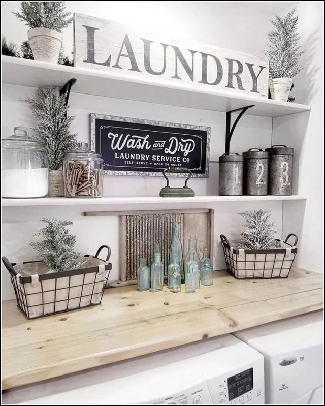 Favored Laundry Room Organization Ideas To Try 05