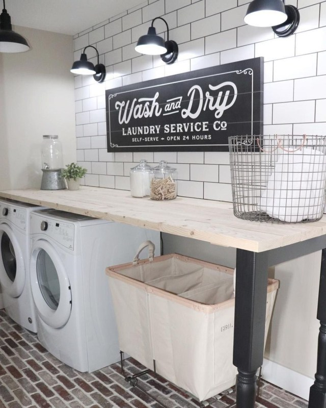 Favored Laundry Room Organization Ideas To Try 18