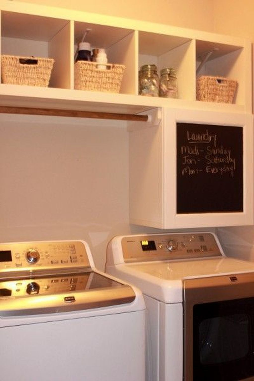 Favored Laundry Room Organization Ideas To Try 42