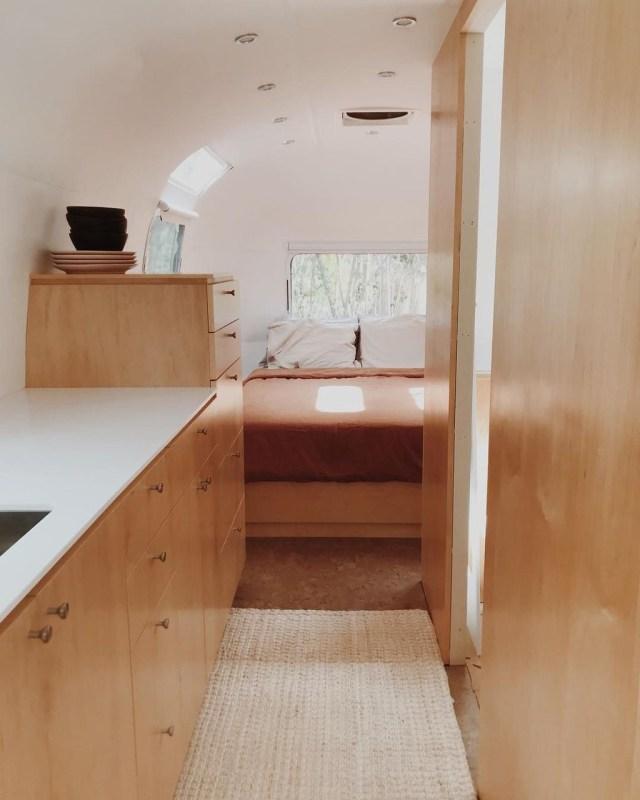 Impressive Airstream Interior Design Ideas To Try 05