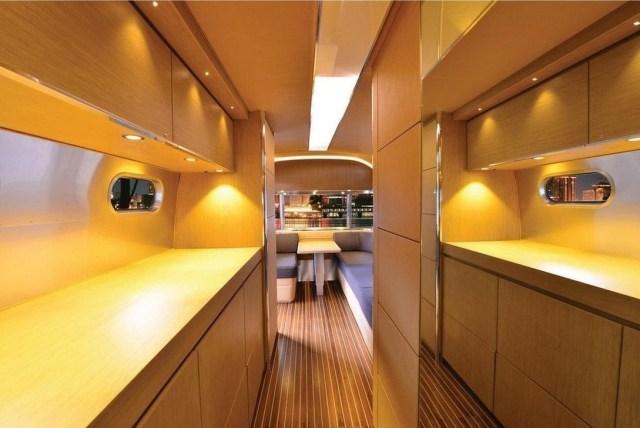 Impressive Airstream Interior Design Ideas To Try 24