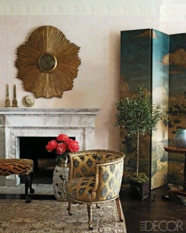 Luxury Clad Cover Fireplace Ideas To Try 17