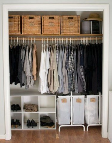 Outstanding Diy Wardrobe Ideas To Inspire And Copy 32