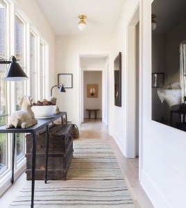Perfect Bohemian Hallway Design Ideas To Inspire Today 31
