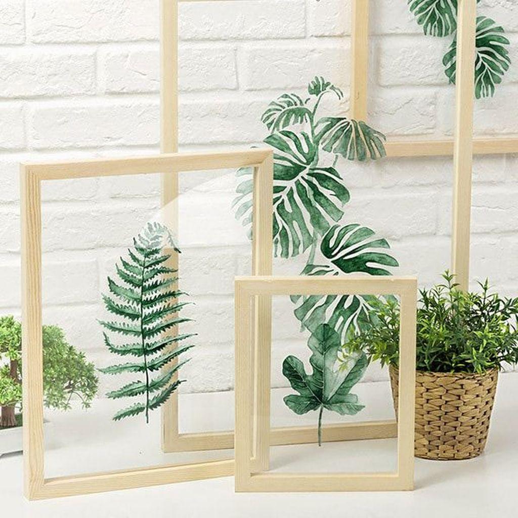 Splendid Tropical Leaf Decor Ideas For Home Design 28