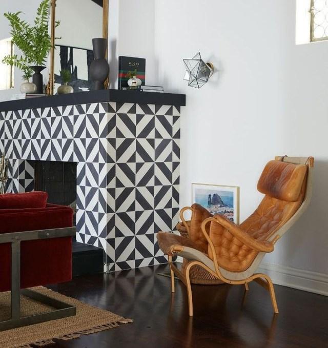 Vintage Pattern Interior Design Ideas To Try 16