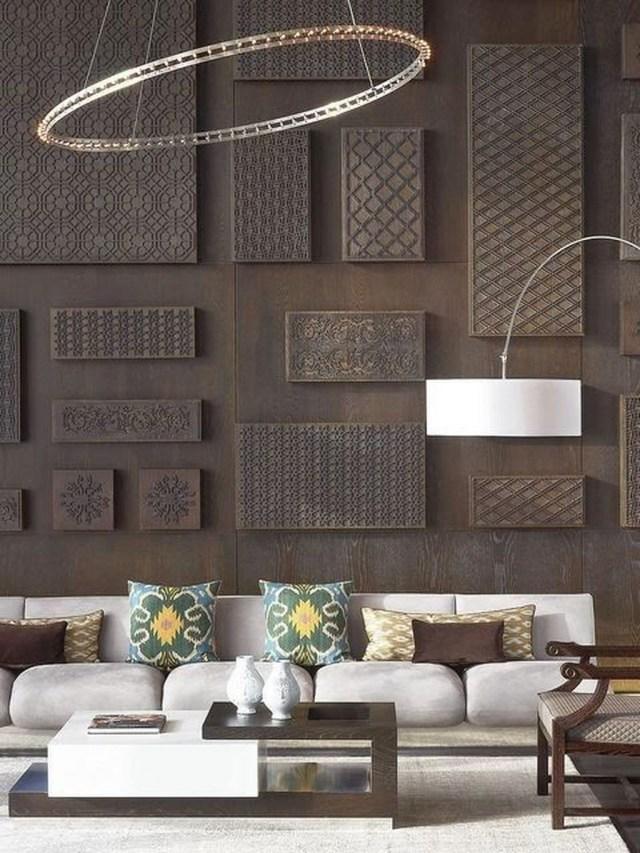 Vintage Pattern Interior Design Ideas To Try 42