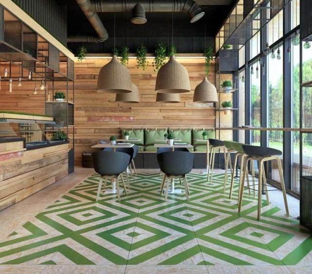 Vintage Pattern Interior Design Ideas To Try 44