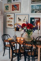 Adorable Fall Farmhouse Dining Room Decor Ideas 08