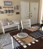 Adorable Fall Farmhouse Dining Room Decor Ideas 18