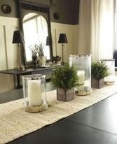 Adorable Fall Farmhouse Dining Room Decor Ideas 32