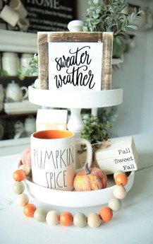 Attractive Fall Decor Ideas For Your Apartment To Try This Year 05