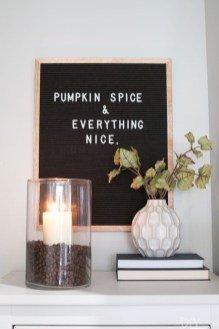 Attractive Fall Decor Ideas For Your Apartment To Try This Year 19