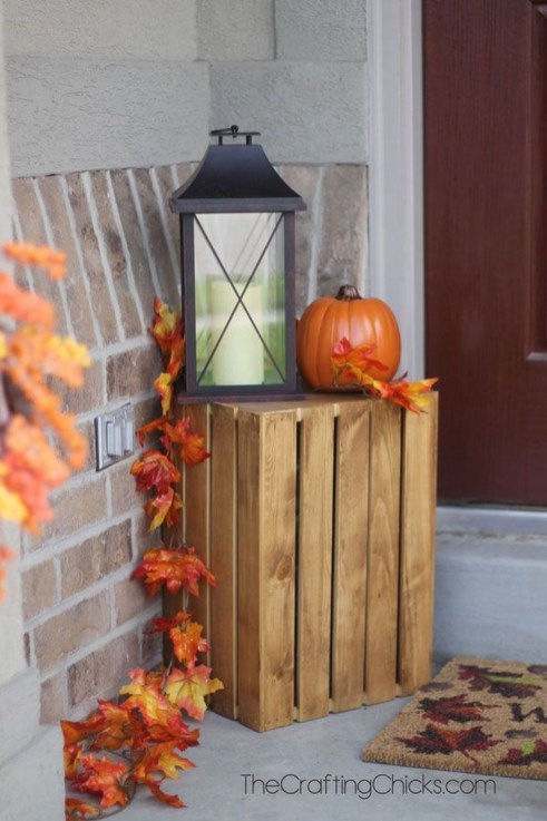 Attractive Fall Decor Ideas For Your Apartment To Try This Year 35