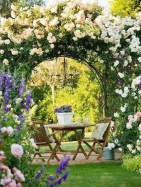 Beautiful Cottage Garden Ideas For Outdoor Space 35