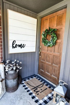Beautiful Fall Porch Decor Ideas That Looks Modern 15