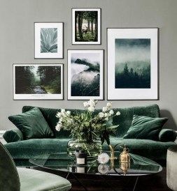 Casual Living Room Wall Decor Ideas That Looks Cool 29
