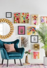 Casual Living Room Wall Decor Ideas That Looks Cool 33