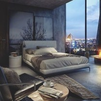 Classy Bedrooms Design Ideas With Huge Style To Copy 38