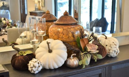 Dreamy Fall Home Tour Décor Ideas To Inspire You 09