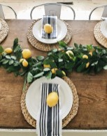 Elegant Summer Farmhouse Decor Ideas For Home 11