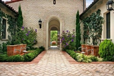 Extraordinary Mediterranean Patio Design Ideas To Try Now 04