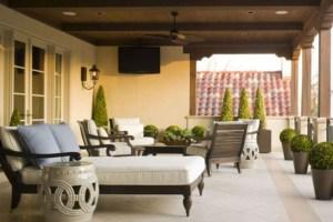 Extraordinary Mediterranean Patio Design Ideas To Try Now 07