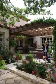 Extraordinary Mediterranean Patio Design Ideas To Try Now 16