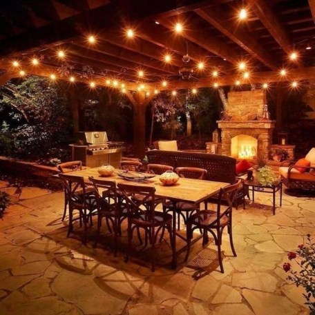 Extraordinary Mediterranean Patio Design Ideas To Try Now 33