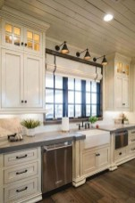 Fancy White Kitchen Cabinets Ideas To Try Asap 03