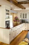 Fancy White Kitchen Cabinets Ideas To Try Asap 38