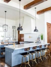 Gorgeous Blue And White Kitchen Design Ideas To Try 15