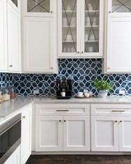 Gorgeous Blue And White Kitchen Design Ideas To Try 22
